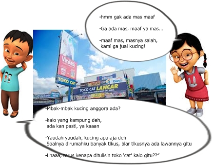 13 Humor jenaka ini bikin ngakak, cuma orang Indonesia yang bisa bikin