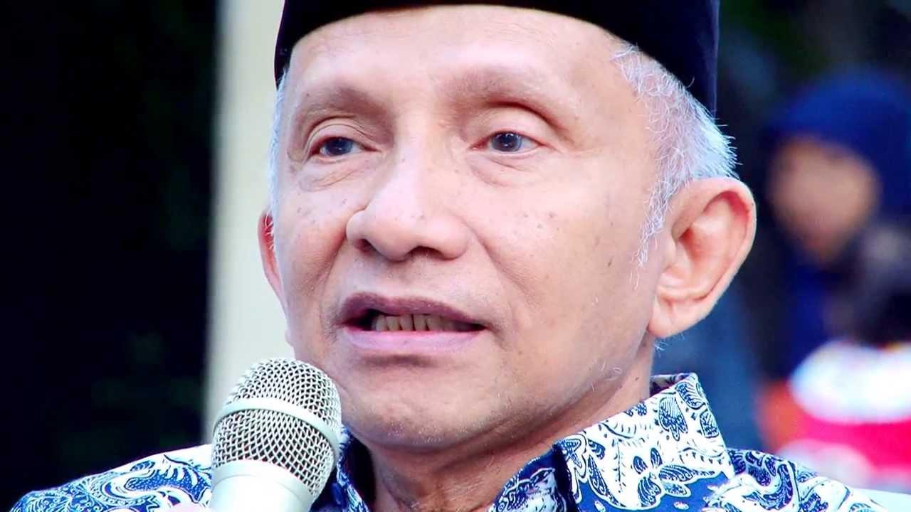 PAN gabung pemerintah, masih ingat kritik pedas Amien Rais ke Jokowi?