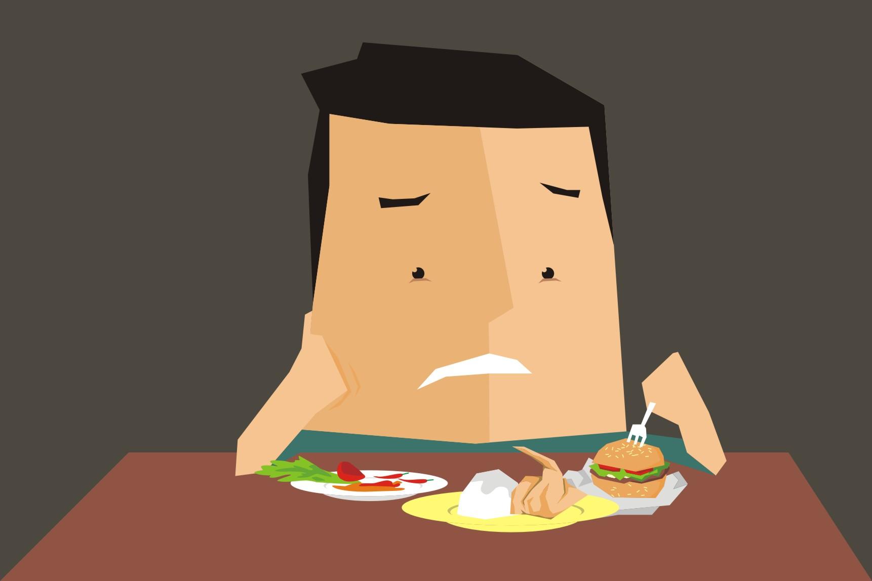 Sering migrain? Kamu wajib hindari 7 makanan ini