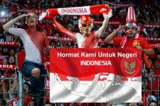 Mereka supoter bola paling fanatik di Indonesia, kamu termasuk mana?