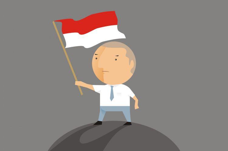 5 Hal Positif Yang Bisa Kamu Dapatkan Dari Upacara Bendera