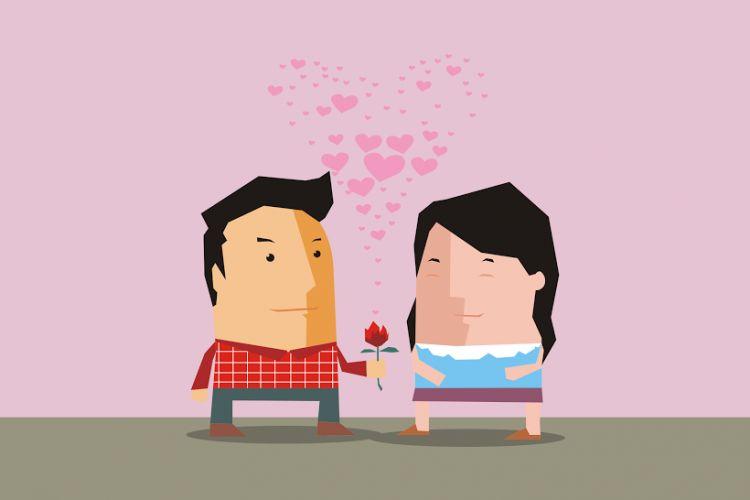 Bersifat 'aneh' agar dapat pacar ternyata manjur, buktikan saja!