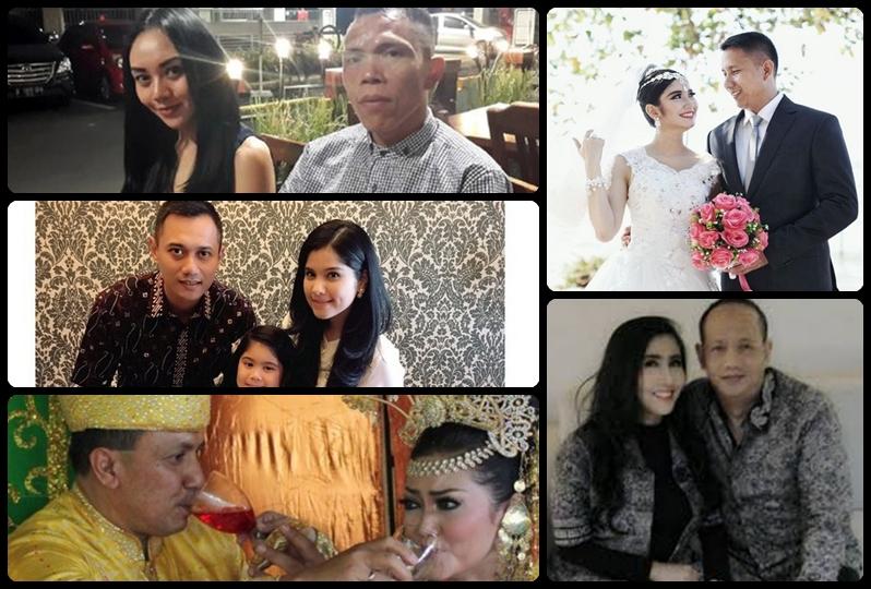 5 Artis yang jatuh ke pelukan TNI, aww!