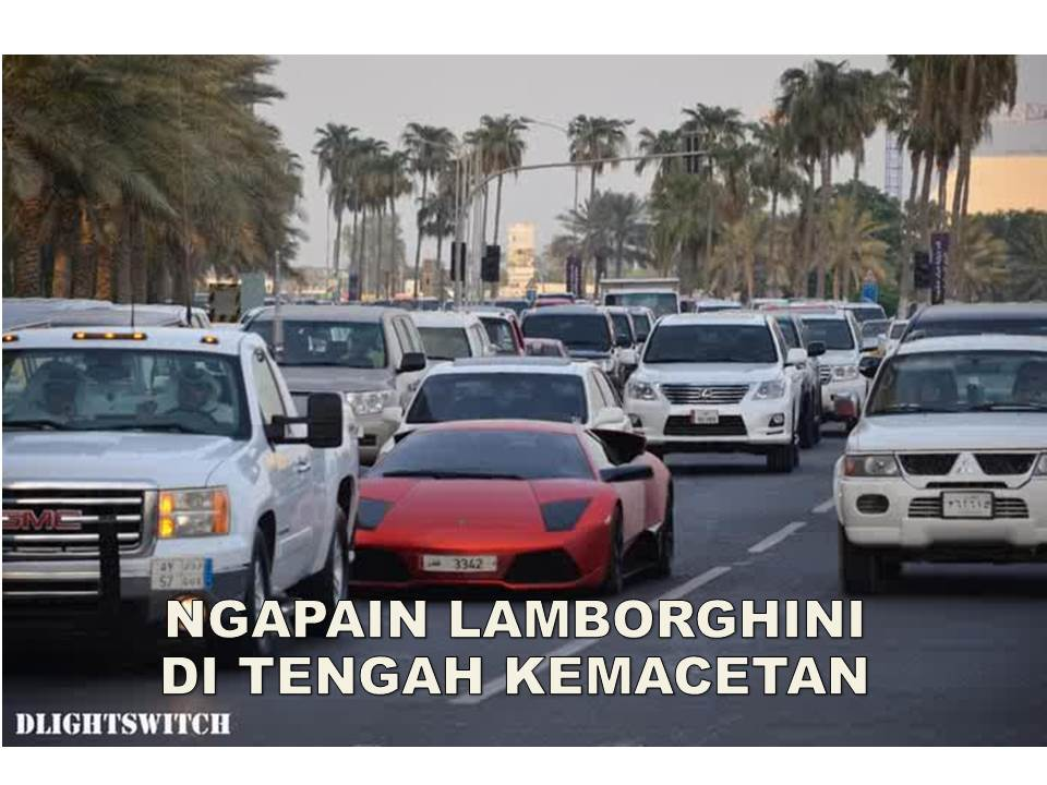 Ini penyebab kenapa mobil sport nan mahal kerap kecelakaan di Ibu Kota