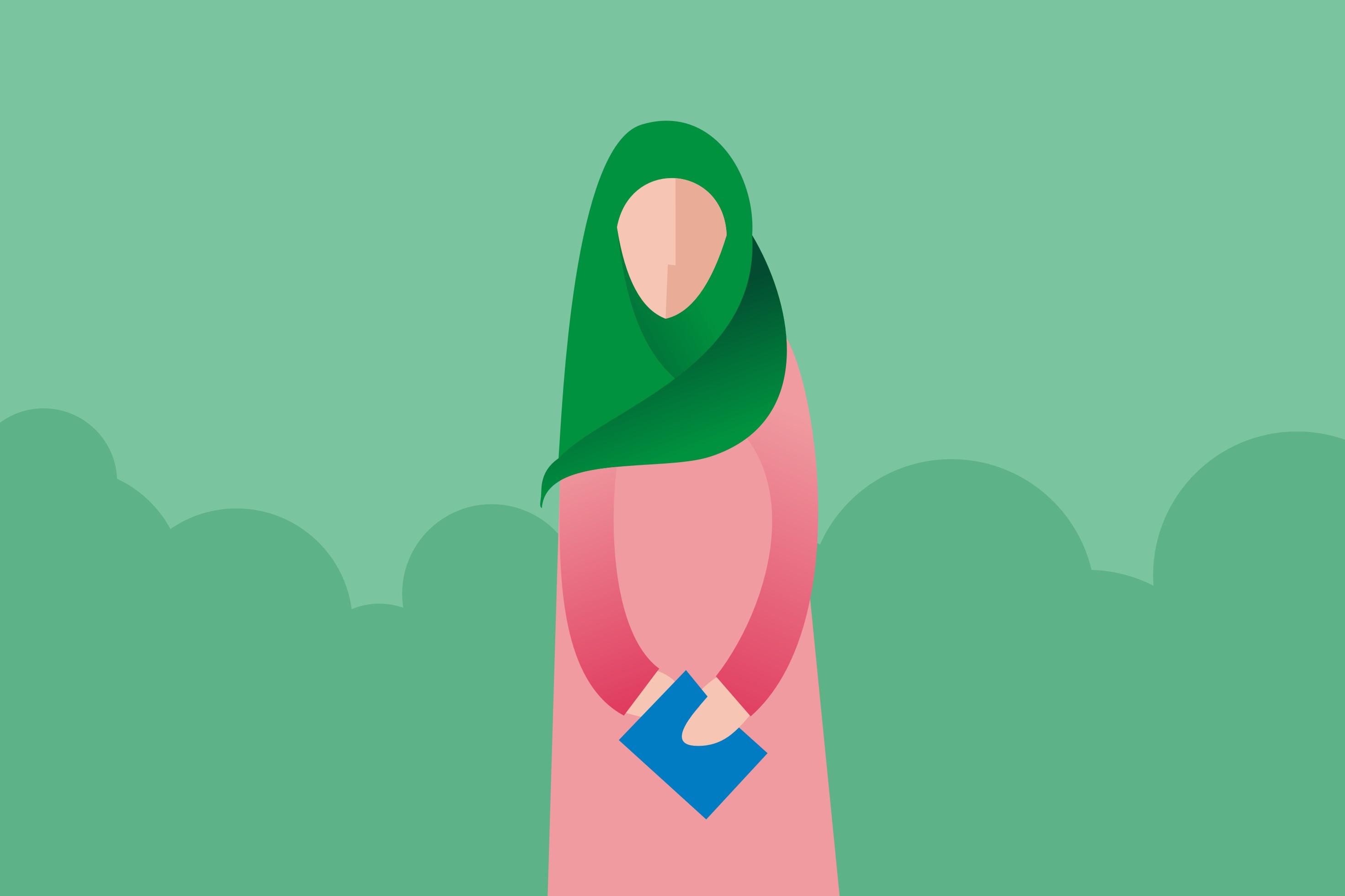Ini 5 tips simpel merawat jilbab segi empat paris, pelajari ya ladies!