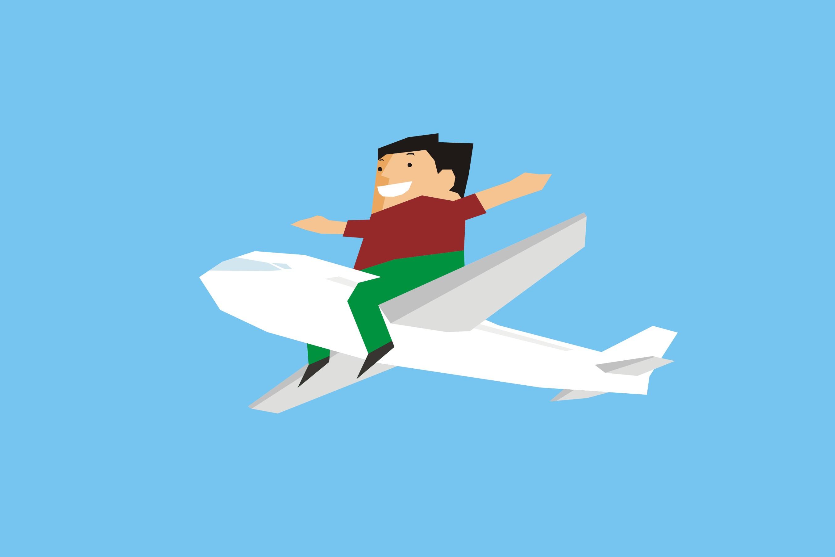 10 Etika naik pesawat yang harus kamu tahu dan wajib dilakukan