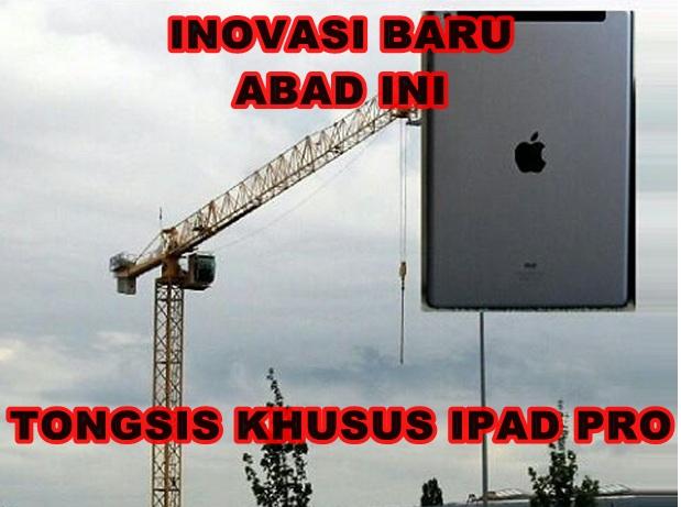 11 Meme iPad Pro yang bakal membuat kamu terpingkal-pingkal