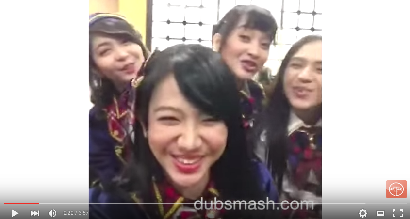 VIDEO: Dubsmash JKT48 terbaik
