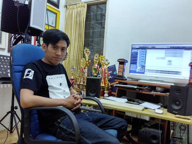 Sodik 'Raja Jingle Indonesia' seminggu bikin 3 jingle & juara 41 lomba