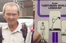 Kisah kakek pandai penjual buku tuntunan shalat di Bandung