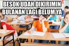 Tipe-tipe mahasiswa ketika dosen mengajar di kelas