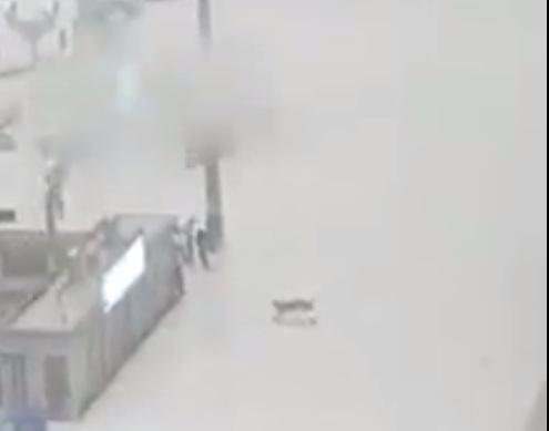 VIDEO: Ngerinya badai yang menerjang Mekah, bikin merinding