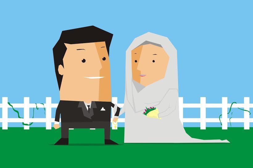 Tabel ini bantu kamu tentukan usia kapan harus menikah, berani nggak?