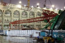 Puisi terakhir korban jatuhnya crane di Masjidil Haram, mengharukan