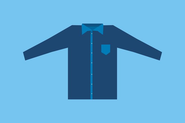 VIDEO: Ini cara atasi baju kusut tanpa pakai setrika, brilio!