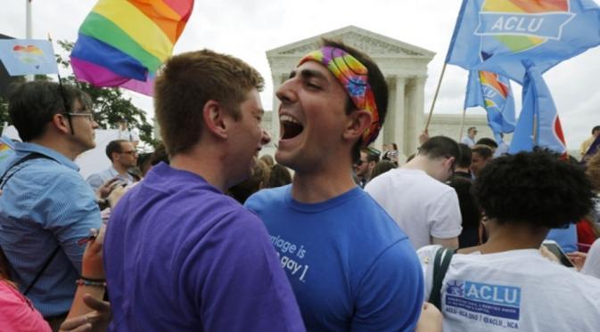 Ini negara-negara yang telah legalkan perkawinan sejenis