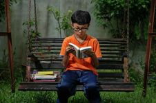 Gemar baca novel bisa bikin kesehatan mental kamu terjaga dengan baik