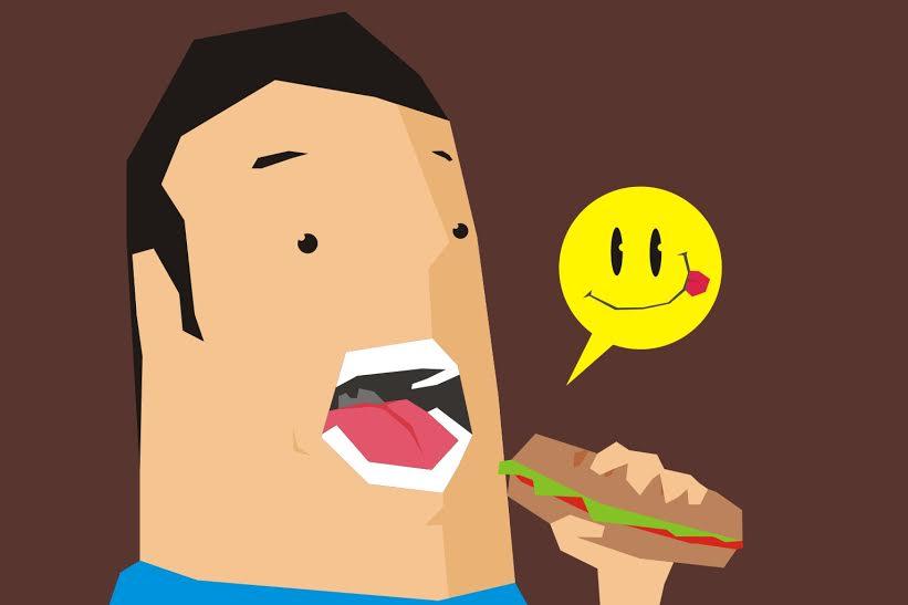 10 Makanan ini bentuknya aneh, kamu masih mau memakannya nggak?