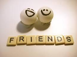 Satu teman saja cukup membuatmu gigih hadapi hidup, apalagi banyak