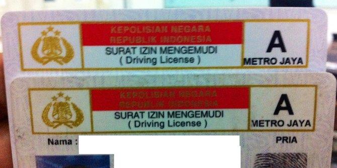 Perpanjangan SIM kini bisa lewat online, begini caranya
