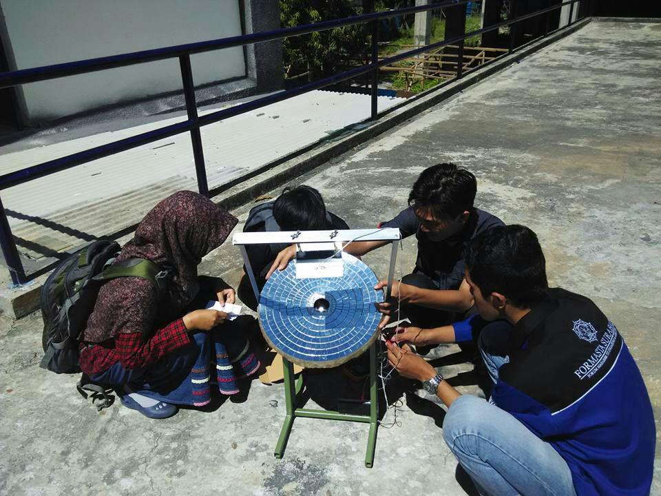 Mahasiswa ITS rancang solar cell punya energi ganda