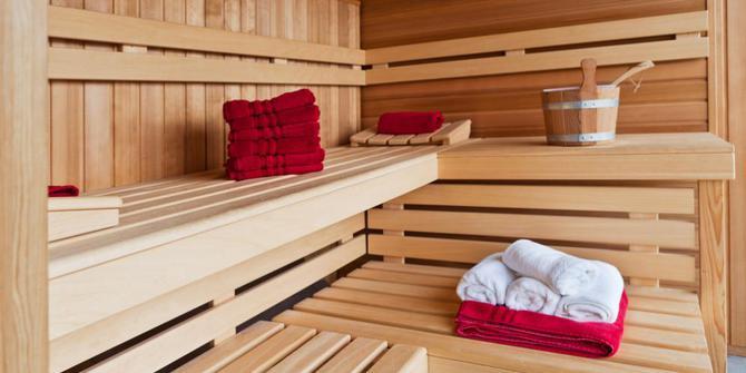 Ingin otakmu selalu sehat? Sempatkanlah sauna, buktikan deh!