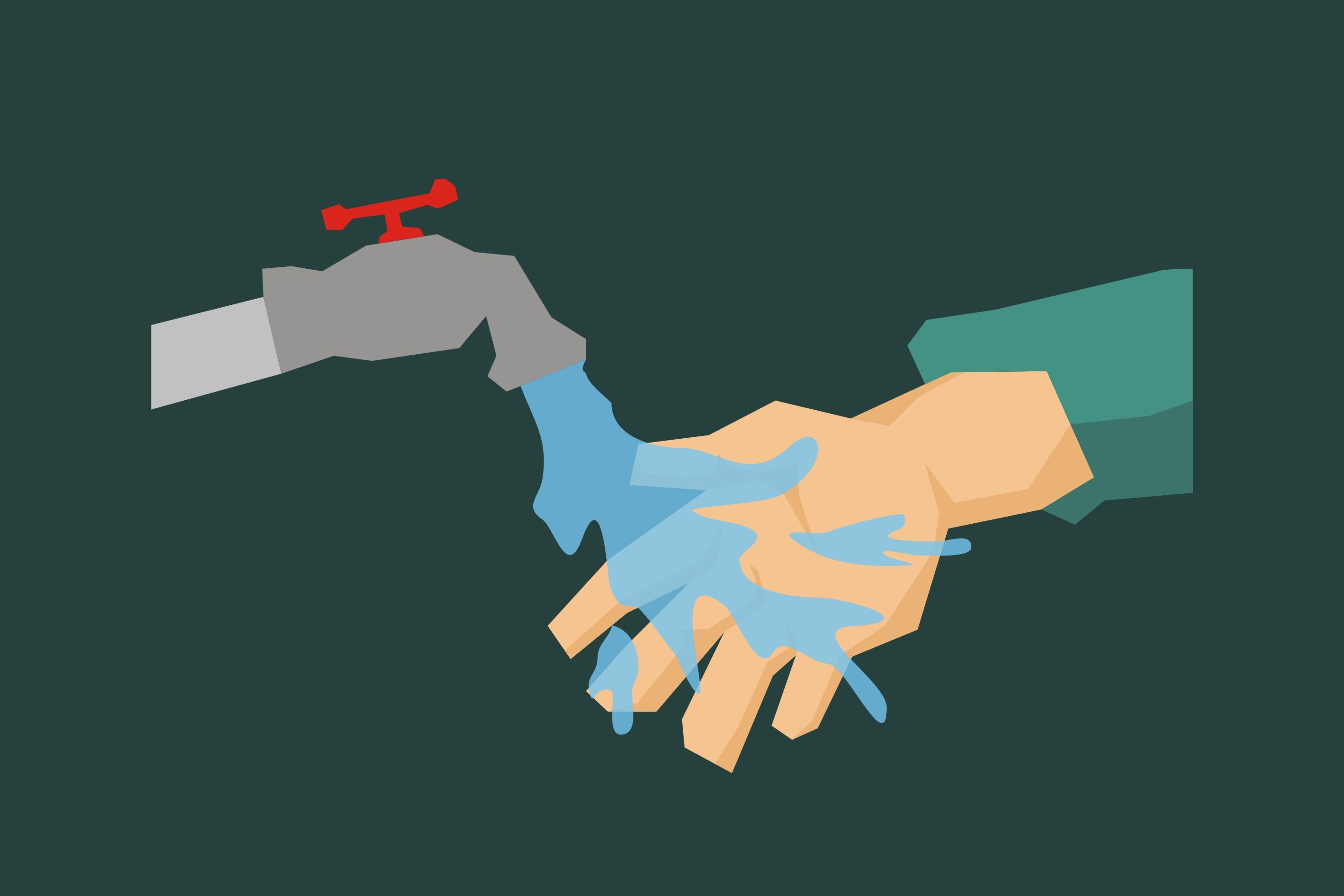 VIDEO: Keringkan tangan pakai handuk lebih bahaya dibanding hand dryer