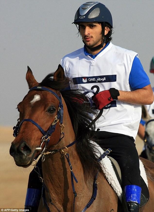 Misteri di balik kematian putra mahkota Dubai, Sheikh Rashid