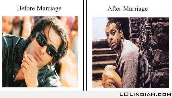 Meme pernikahan yang bakal bikin kamu pengen awet muda terus