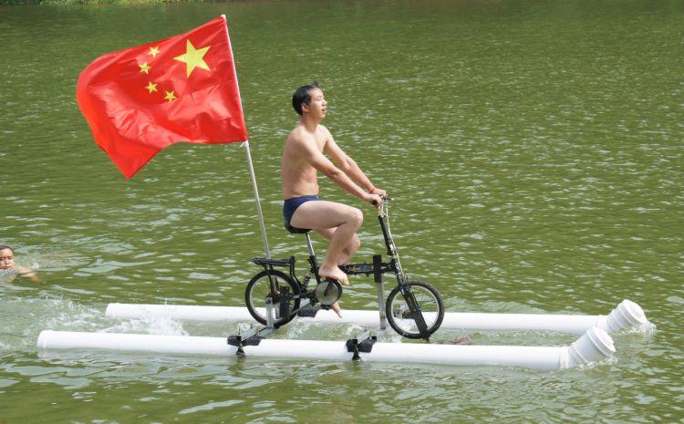 10 Sepeda anti-mainstream bikin bingung cara naiknya, kamu bisa nggak?