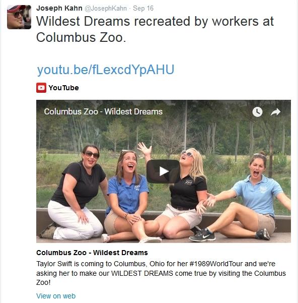 VIDEO: Parodi 'Wildest Dreams' Taylor Swift bikin cekikikan geli