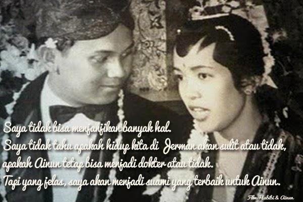 Kisah cinta 5 tokoh Indonesia ini romantis banget