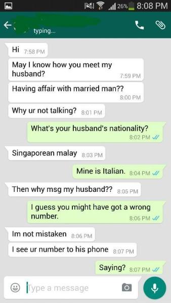 Tuduh wanita lain berselingkuh dengan suaminya, justru berakhir konyol