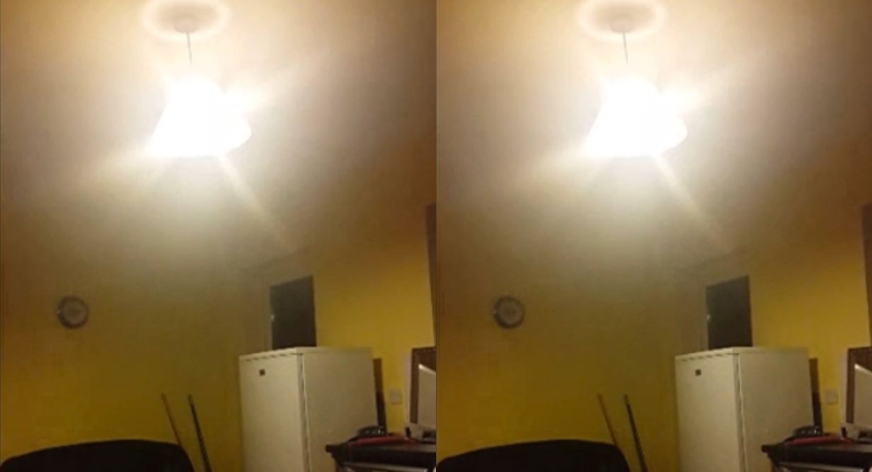 VIDEO: Wanita ini mengaku diusir oleh hantu dari rumahnya