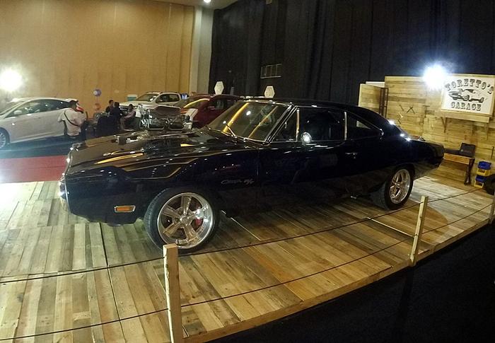 Kembaran mobil Toretto 'Fast & Furious' mejeng di Jogja