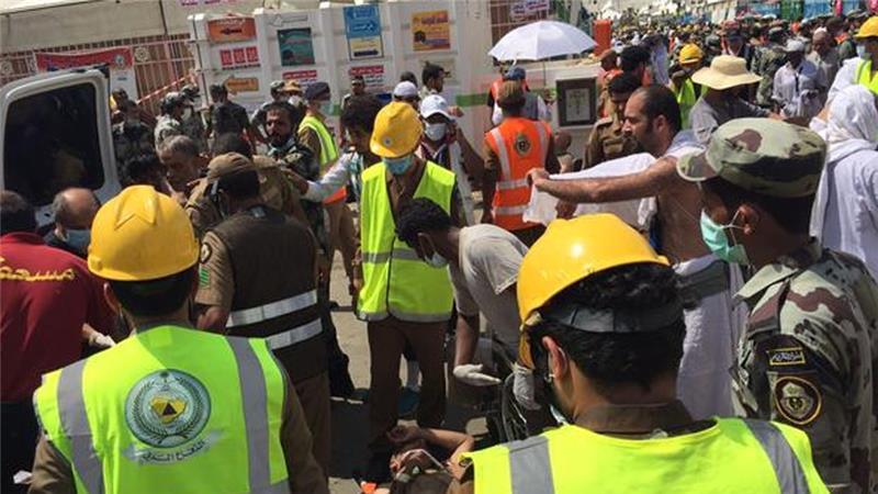 Tragedi Mina: 220 Jamaah haji meninggal saat prosesi lempar jumroh