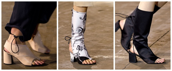 5 Inspirasi sepatu dari New York Fashion Week