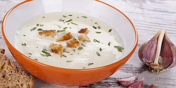 Sup bawang putih lebih ampuh daripada obat antibiotik, buktikan deh!