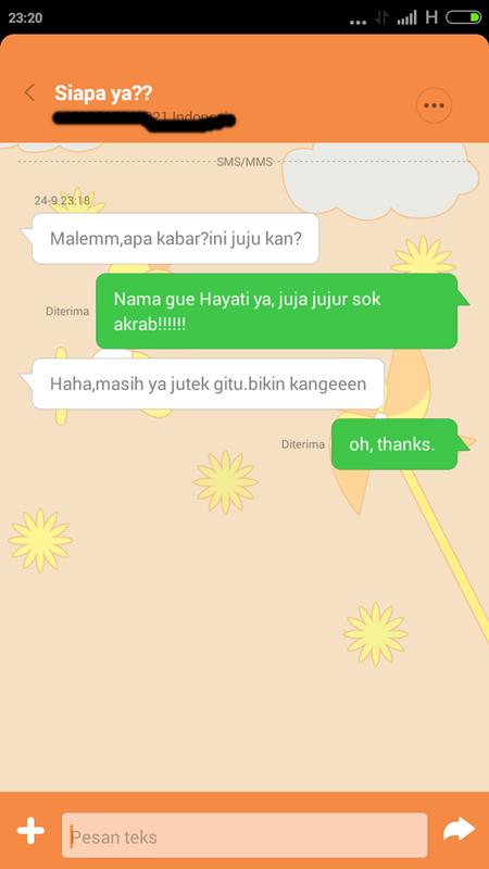Biar nggak galau, ini cara terbaik membalas SMS dari mantan