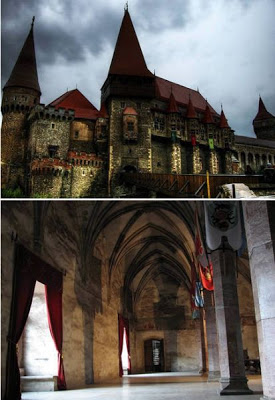 11 Istana & benteng paling keren di dunia, ada dari Indonesia