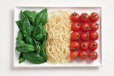 Makanan berikut menggambarkan bendera negara, kamu bisa jawab?