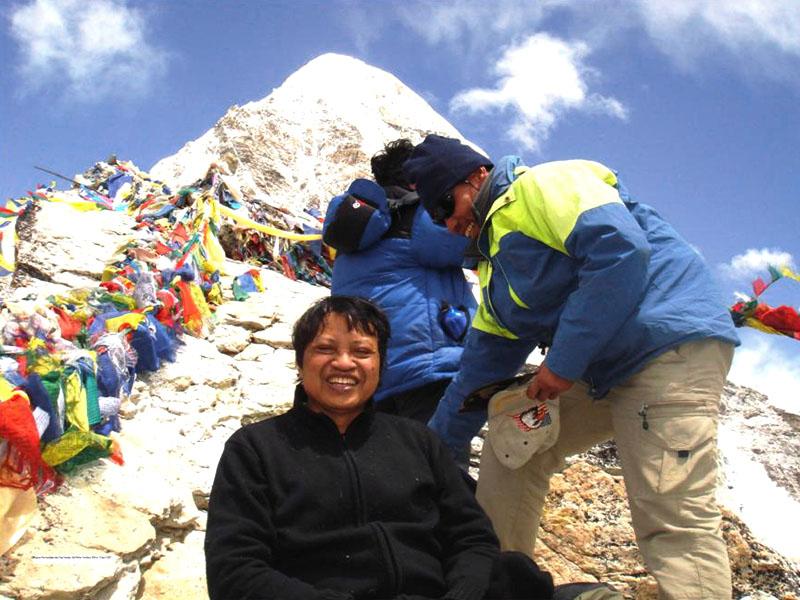 Tokoh-tokoh ini meninggal ketika mendaki gunung