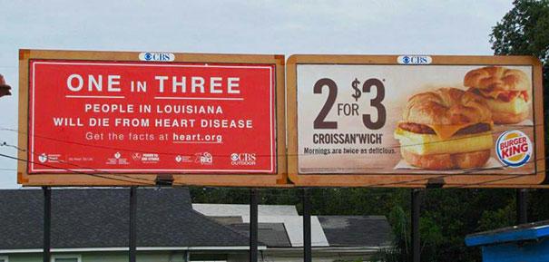22 Iklan ini malah jadi fail gara-gara salah penempatan