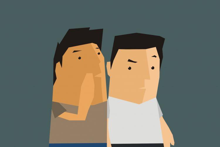7 Istilah ini kerap digunakan cowok berdalih sedang 'menggosip'