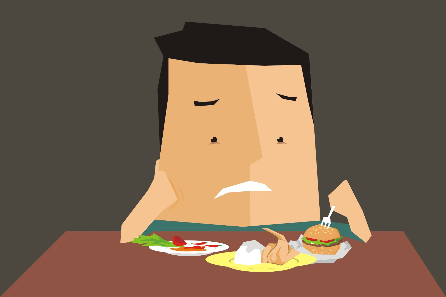 5 Kesalahan yang harus kamu hindari saat makan siang, ayo terapkan!