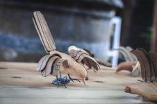 Messenger 2020, burung inovasi seni & teknologi untuk duta lingkungan