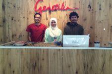 Genetika, toko anak muda berkonsep 'hijau' incaran para turis