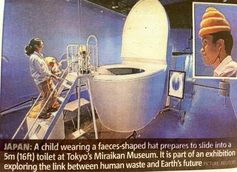 10 Bukti bahwa orang Jepang itu sangat kreatif!