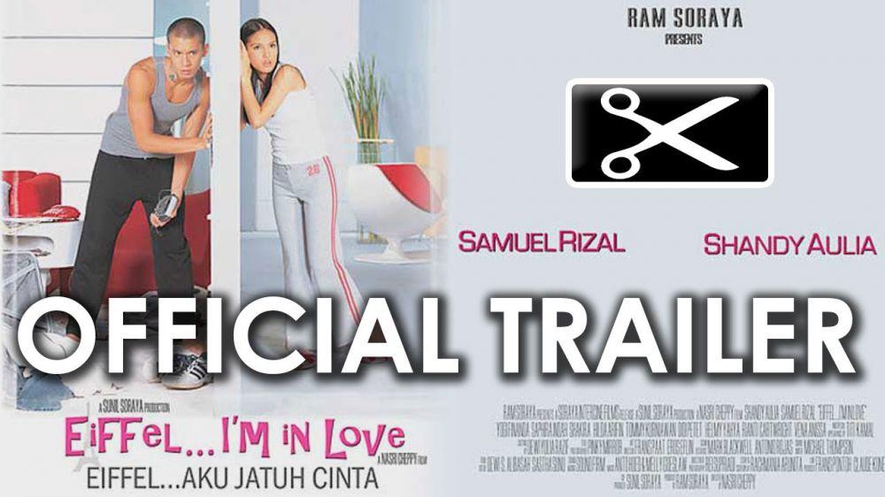 10 Film Indonesia terlaris, mana film favoritmu