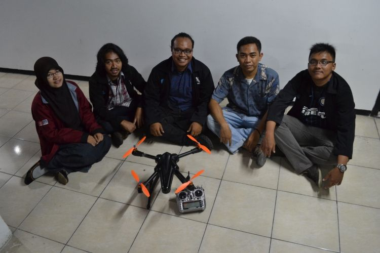 Mahasiswa ITS buat pesawat tanpa awak untuk mengawasi perbatasan laut